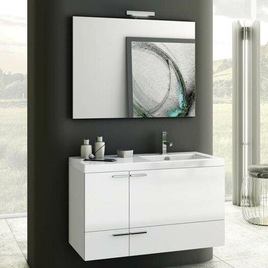 Acf New Space 24 Quot Single Bathroom Vanity Set With Mirror