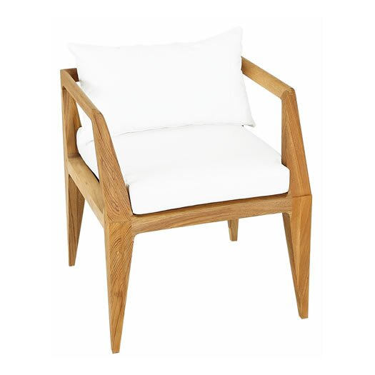 OASIQ Limited Dining Arm Chair with Cushion