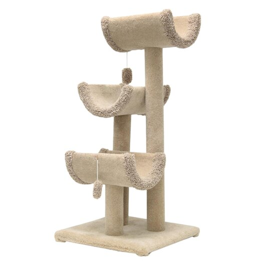 """Majestic Pet Products 51"""" Kitty Cat Perch"""