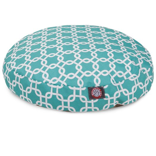 Majestic Pet Products Links Round Pet Bed