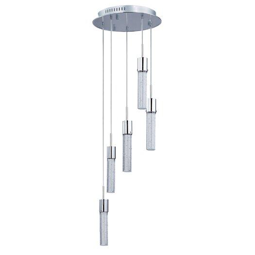ET2 Fizz IV 5-Light LED Pendant