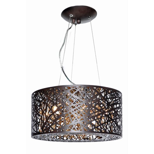ET2 Inca 7 Light Pendant