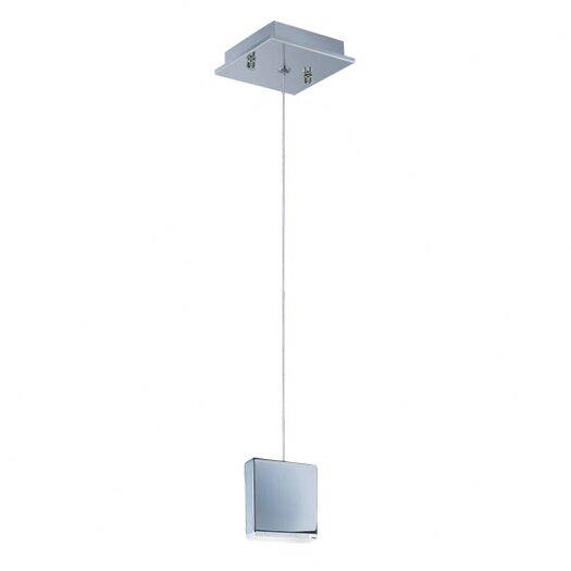 ET2 Brick 1 LED Integrated Bulb Mini Pendant