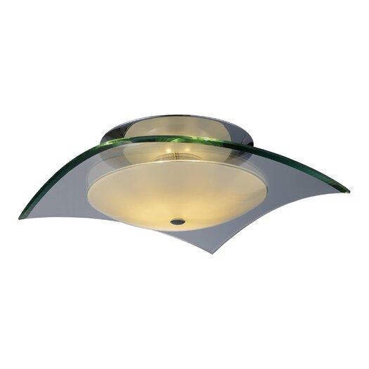 ET2 Curva 1-Light Flush Mount