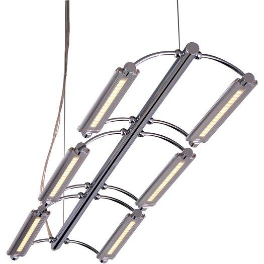 ET2 Helix 6-Light LED Pendant