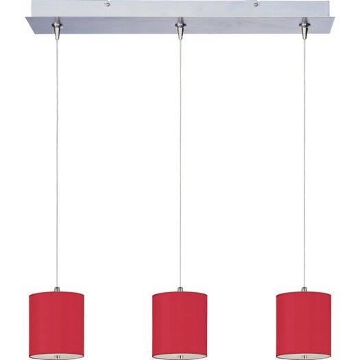ET2 Elements 3-Light RapidJack Pendant and Canopy