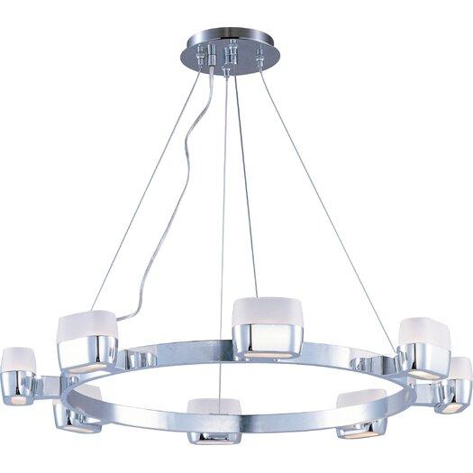 ET2 Ellipse 8-Light Cluster Pendant