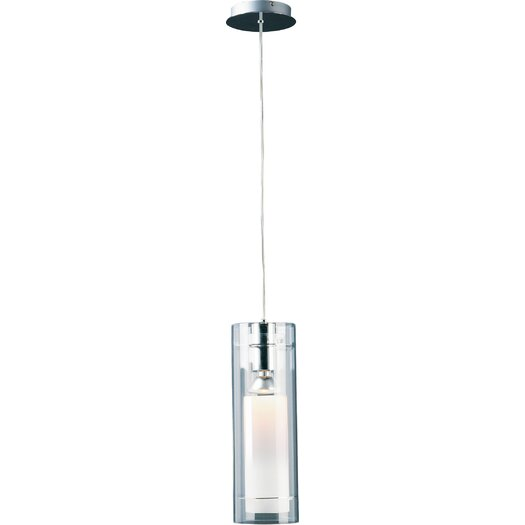 ET2 Frost 1 Light Mini Pendant
