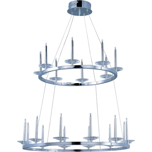 ET2 Elsuh 20 - Light Chandelier