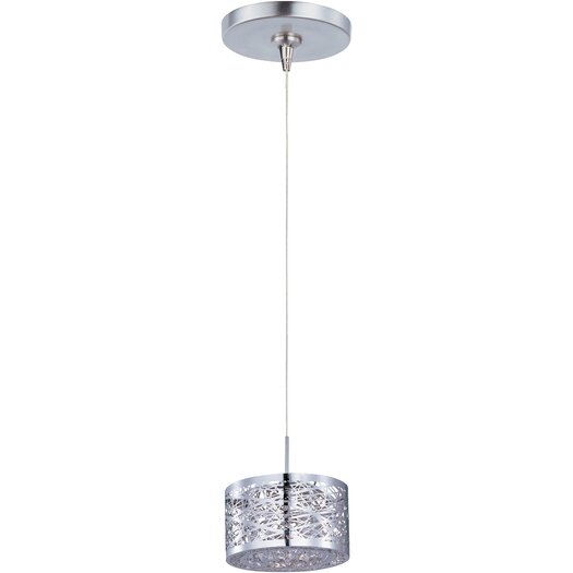 ET2 Inca 1-Light RapidJack Pendant and Canopy