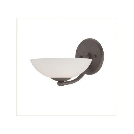 Dolan Designs Rainier 1 Light Wall Sconce