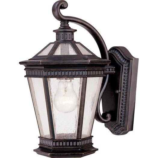 Dolan Designs Vintage 1 Light Wall Lantern