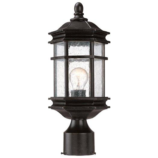 Dolan Designs Barlow 1 Light Outdoor Post Lantern