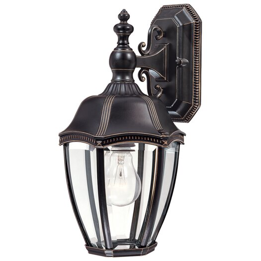 Dolan Designs Roseville 1 Light Wall Lantern