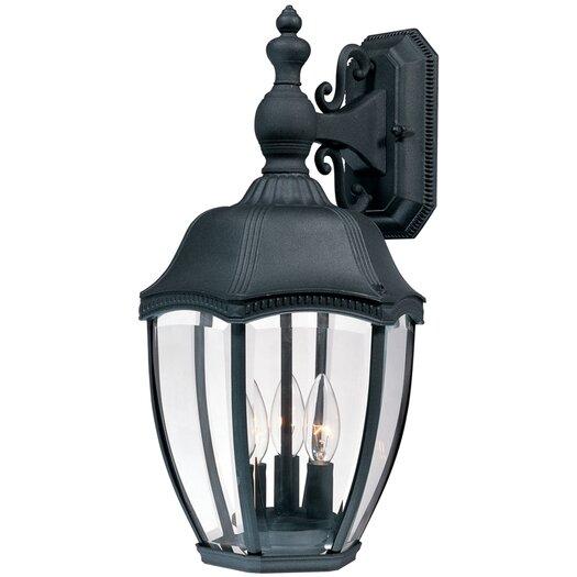 Dolan Designs Roseville 3 Light Wall Lantern