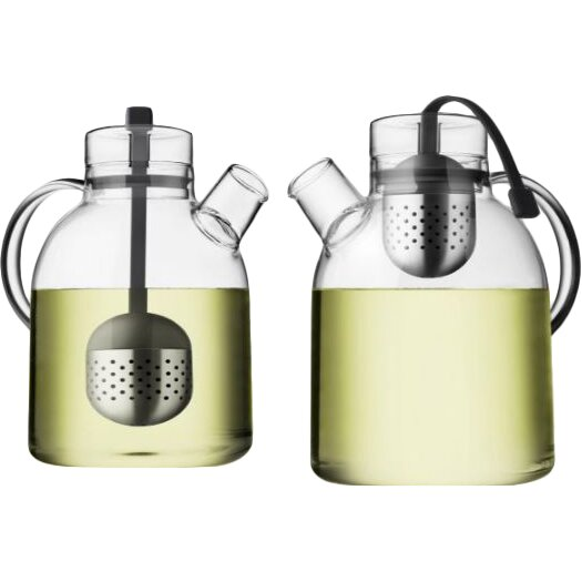 Menu Norm 2 Qt. Glass Tea Kettle