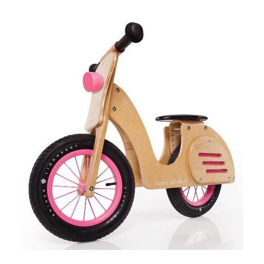 "Prince Lionheart Girl's 12"" Whirl Kids Balance Bike"