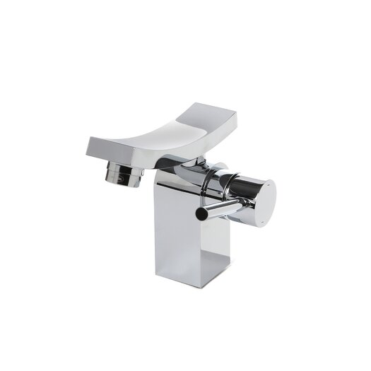 Kraus Bathroom Combos Single Hole Unicus Faucet with Single Handle