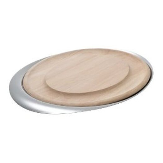 Yamazaki Tantalyn Oval Cheese or Carving Serving Tray