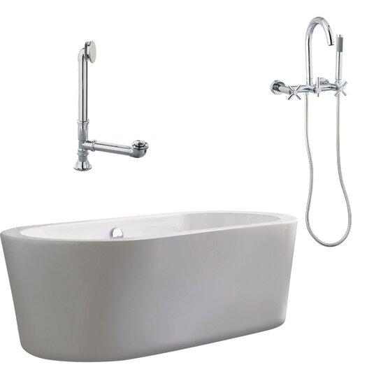 Giagni Ventura Apron Soaking Bathtub