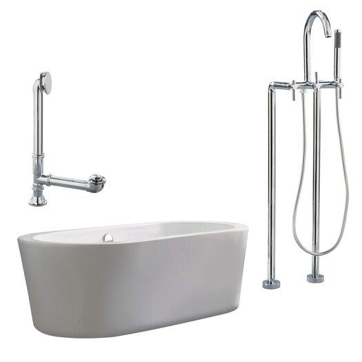 Giagni Ventura Apron Soaking Bathtub