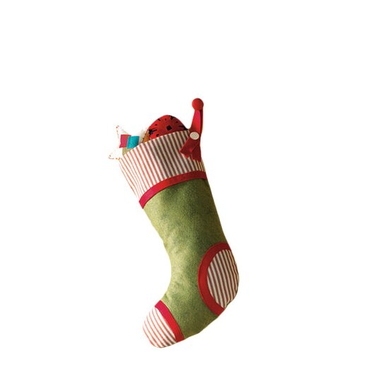 Eastern Accents North Pole Piper Piping Christmas Stocking