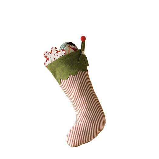 Eastern Accents North Pole Drummer Drumming Christmas Stocking