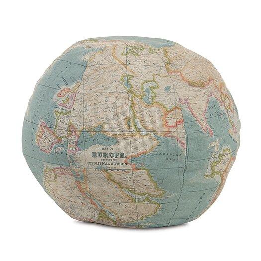 Eastern Accents Kai Monde Globe Throw Pillow