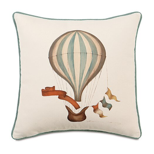 Eastern Accents Kai Hand Painted Balloon Cord Throw Pillow