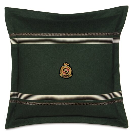 Eastern Accents MacCallum Gable Flange Throw Pillow