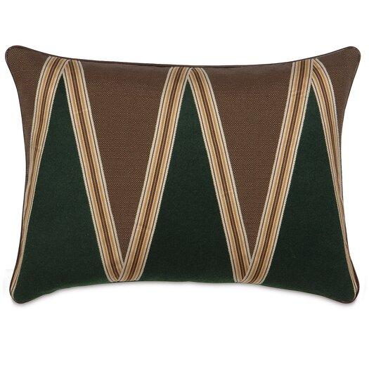 Eastern Accents MacCallum Gable Border Lumbar Pillow