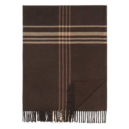 Eastern Accents Euromat Cotton Blend Throw Blanket