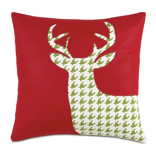 Eastern Accents North Pole Dancer Throw Pillow