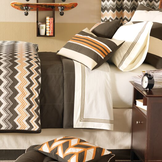 Eastern Accents Dawson Button-Tufted Comforter Collection