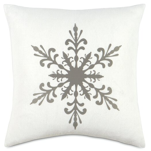 Eastern Accents Dreaming of a White Christmas Narnia Throw Pillow