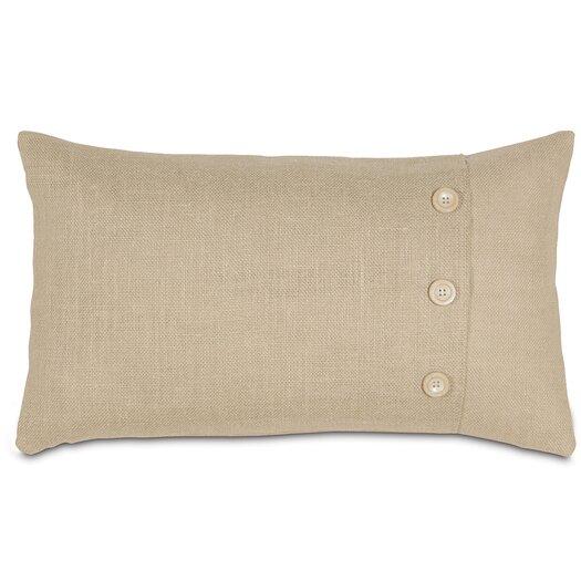 Eastern Accents Rustique Burlap Knife Edge Lumbar Pillow