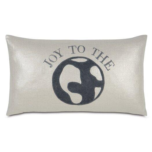 Eastern Accents Tinsel Town World of Joy Lumbar Pillow