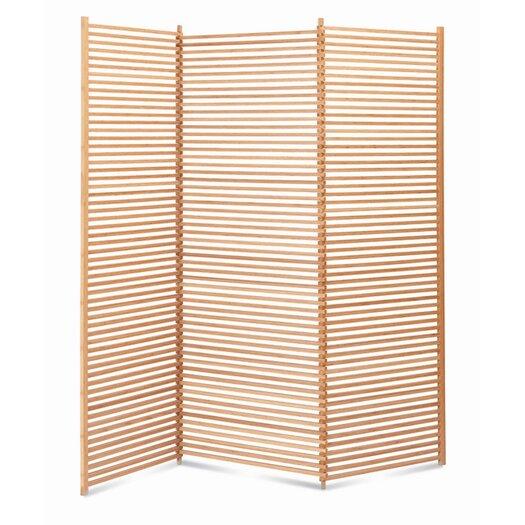 """Greenington 70.75"""" x 54"""" 3 Panel Room Divider"""