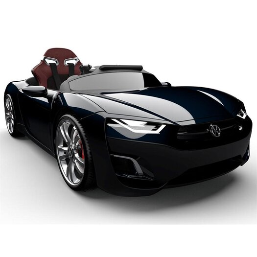 Big Toys Henes Broon F830 12v Car with Tablet