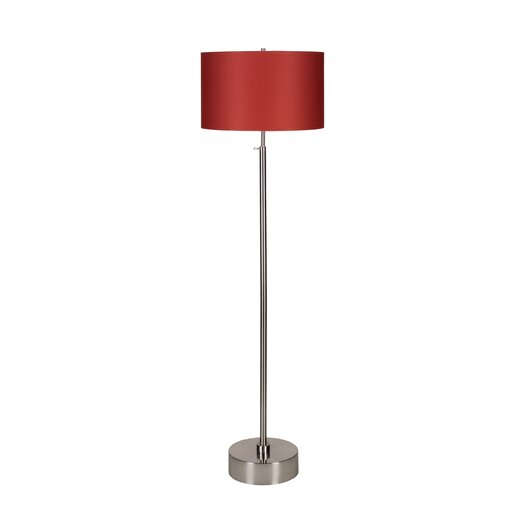 "Lights Up! Cancan Adjustable 70"" Floor Lamp"
