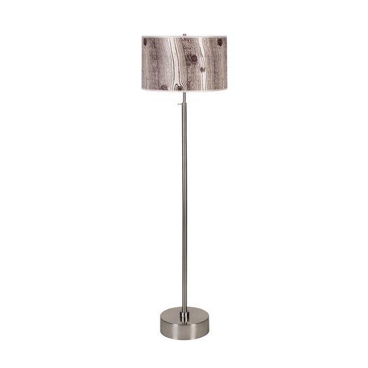 "Lights Up! Cancan Adjustable 70"" Floor Lamp"