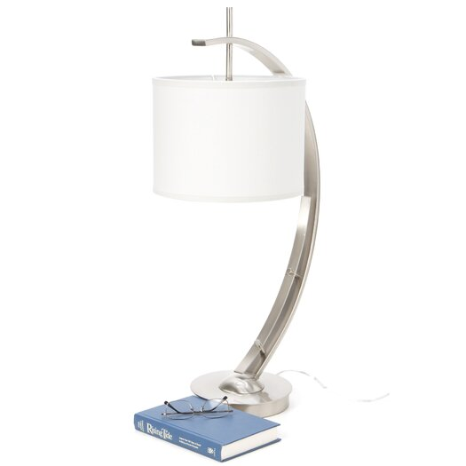 Pacific Coast Lighting Pcl Vertigo Arc 32 Quot H Table Lamp
