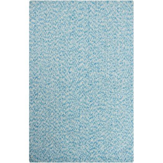 Chandra Rugs Zion Blue Area Rug