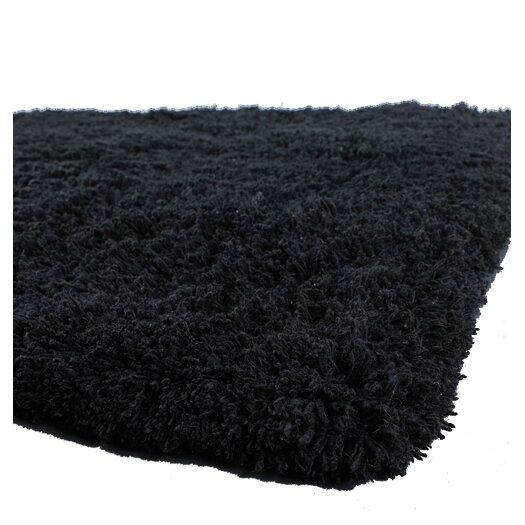 Chandra Rugs Ambiance Black Area Rug