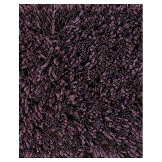 Chandra Rugs Uni Purple Area Rug