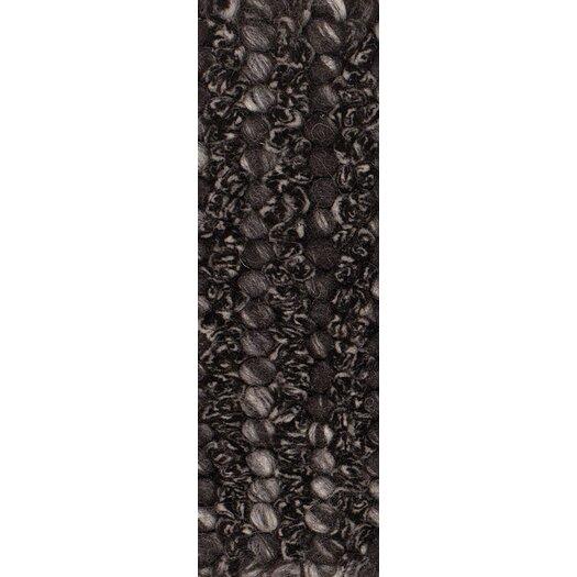Chandra Rugs Anni Black/Gray Area Rug