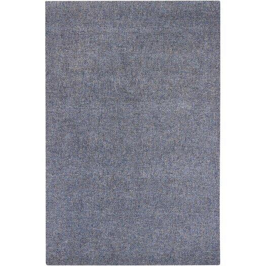 Chandra Rugs Crossloop Blue Rug