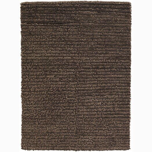 Chandra Rugs Exotic Brown Area Rug