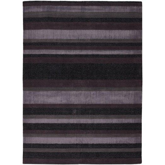 Chandra Rugs Amigo Purple Area Rug