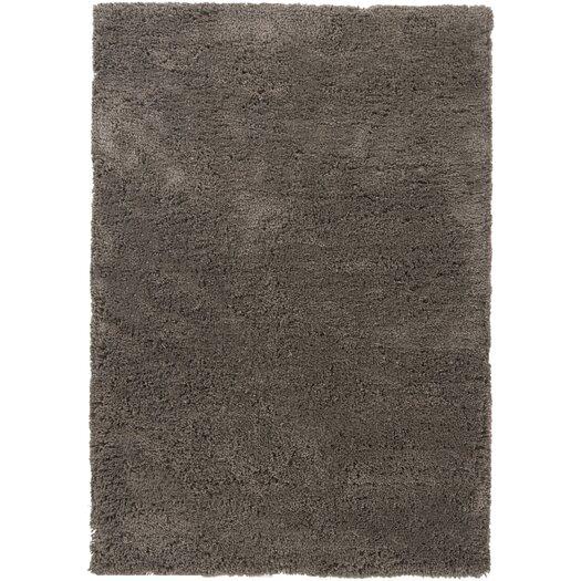 Chandra Rugs Bancroft Shag Grey Area Rug